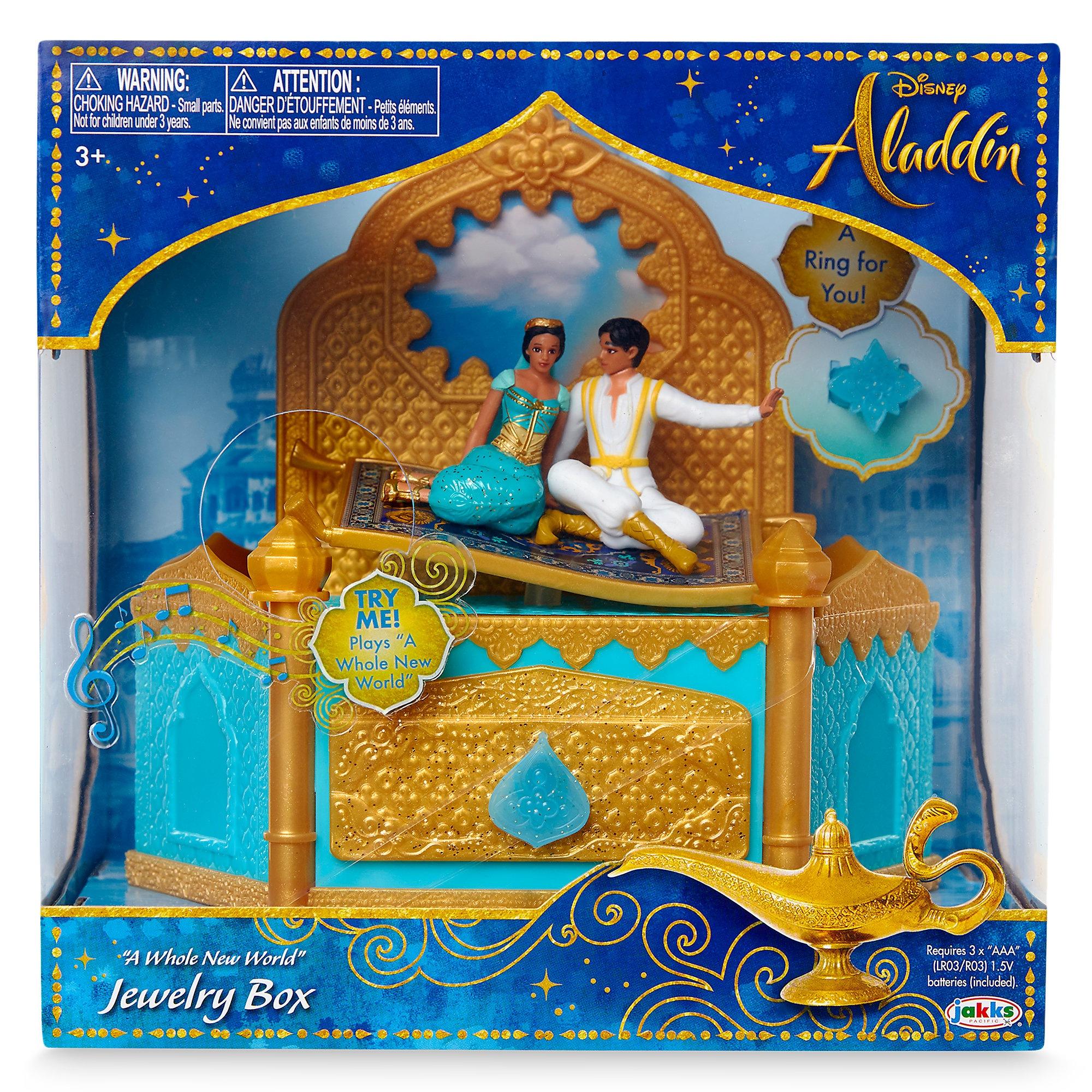 Aladdin Jewelry Box – Buy Now